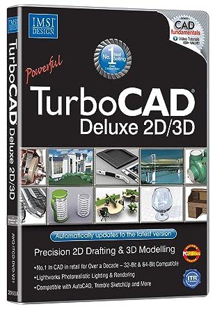 Turbocad deluxe 21 pc amazon software turbocad deluxe 21 pc maxwellsz