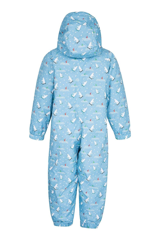 f4f47670bd8d Mountain Warehouse Splash Junior 3 in 1 Kids Rain Suit - Water ...