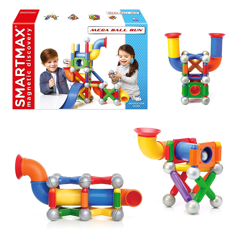 Smartmax Construire /& Roll Magnétique Set 44 pcs