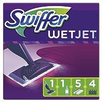 Swiffer WetJet Balai Spray Kit de Démarrage pour Tous Types de Sol