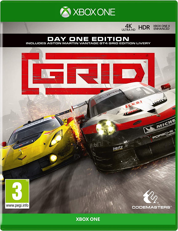 GRID - Xbox One [Importación inglesa]: Amazon.es: Videojuegos