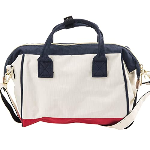 Anello oficial rojo & blanco & azul Japón moda hombro bolsa de deporte para mujer mochilas