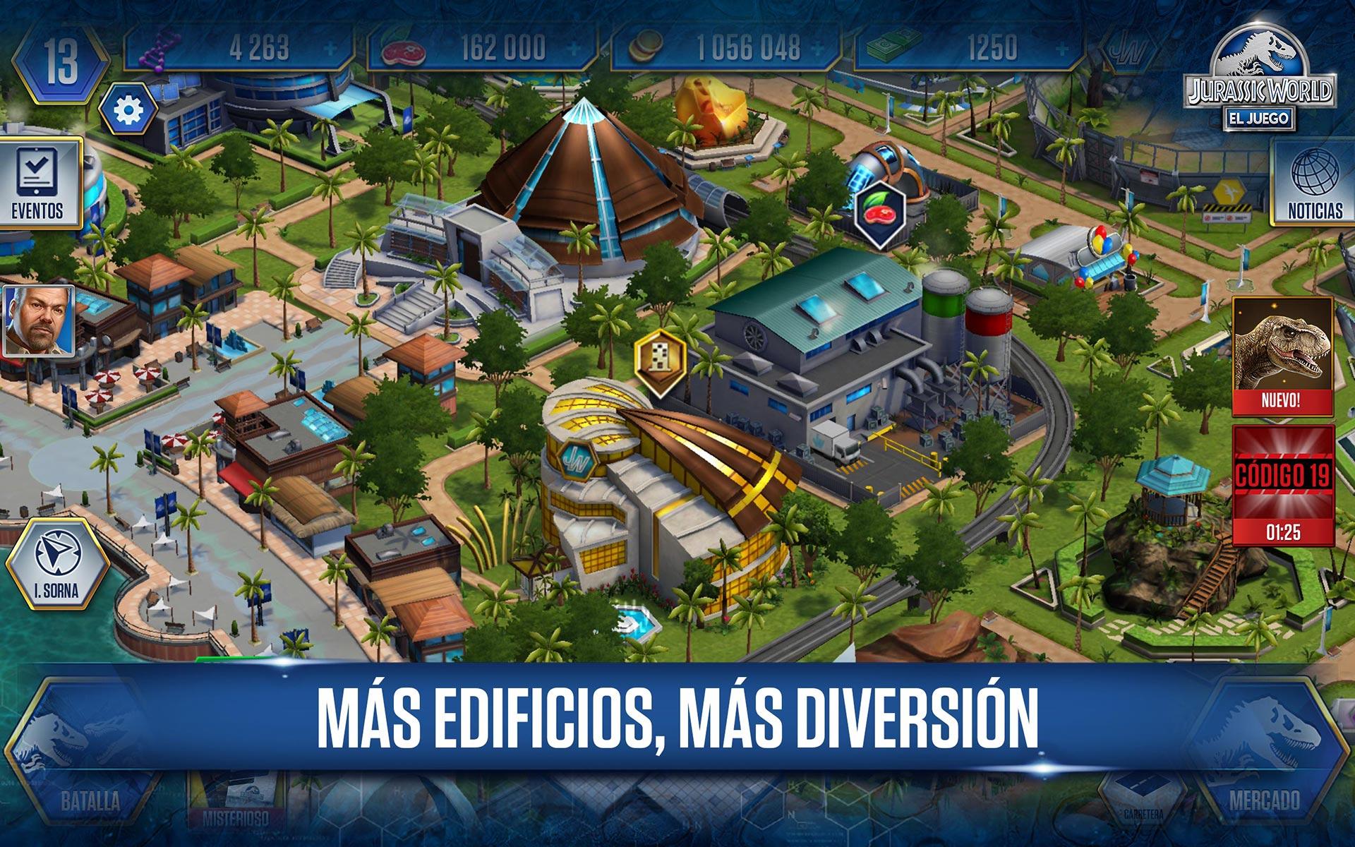 Jurassic World™: el juego: Amazon.es: Appstore para Android