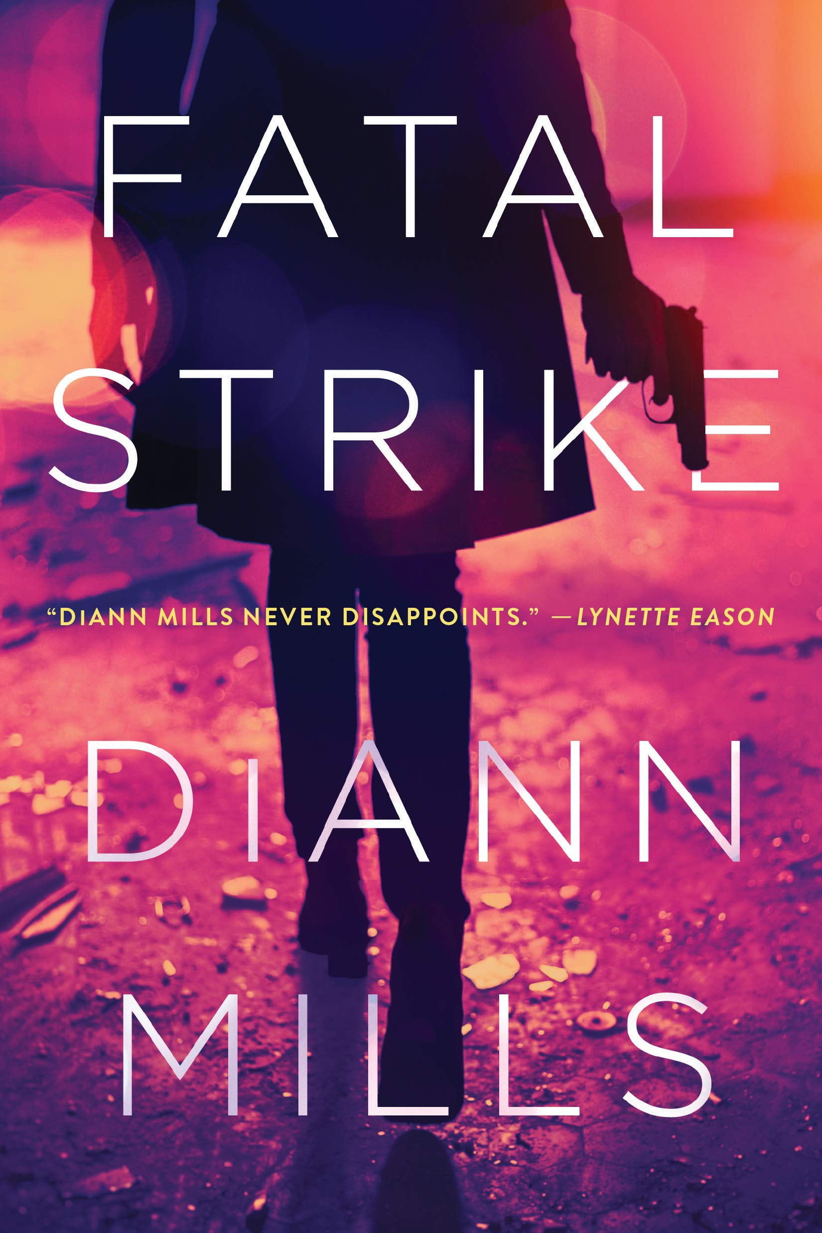 Fatal Strike {A Book Review}