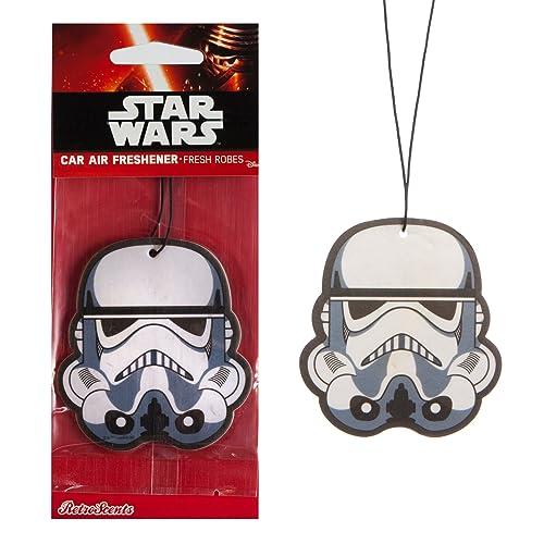 Star Wars SW2D3 Storm Trooper Car Air Freshener