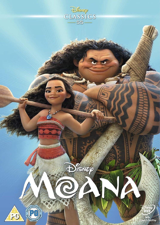 Moana [Italia] [DVD]: Amazon.es: Ron Clements, Don Hall, John ...