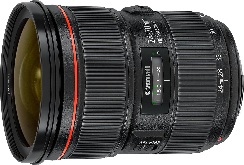 Canon EF mm f L II USM Objetivo para canon distancia focal