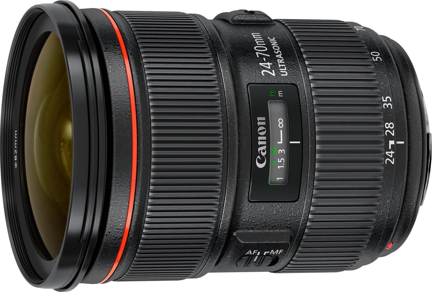 EF 24-70mm F/2.8L II USM Zoom Lens - Buy Online in Botswana ...
