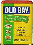 Old Bay with Garlic Herb Seasoning, 2.62 Oz