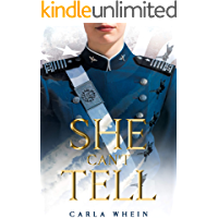She Can't Tell book cover