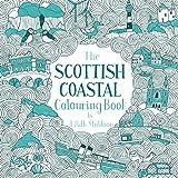 The Scottish Coastal Colouring Book