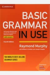 Basic Grammar in Use Student's Book with Answers: Self-study Reference and Practice for Students of American English Paperback