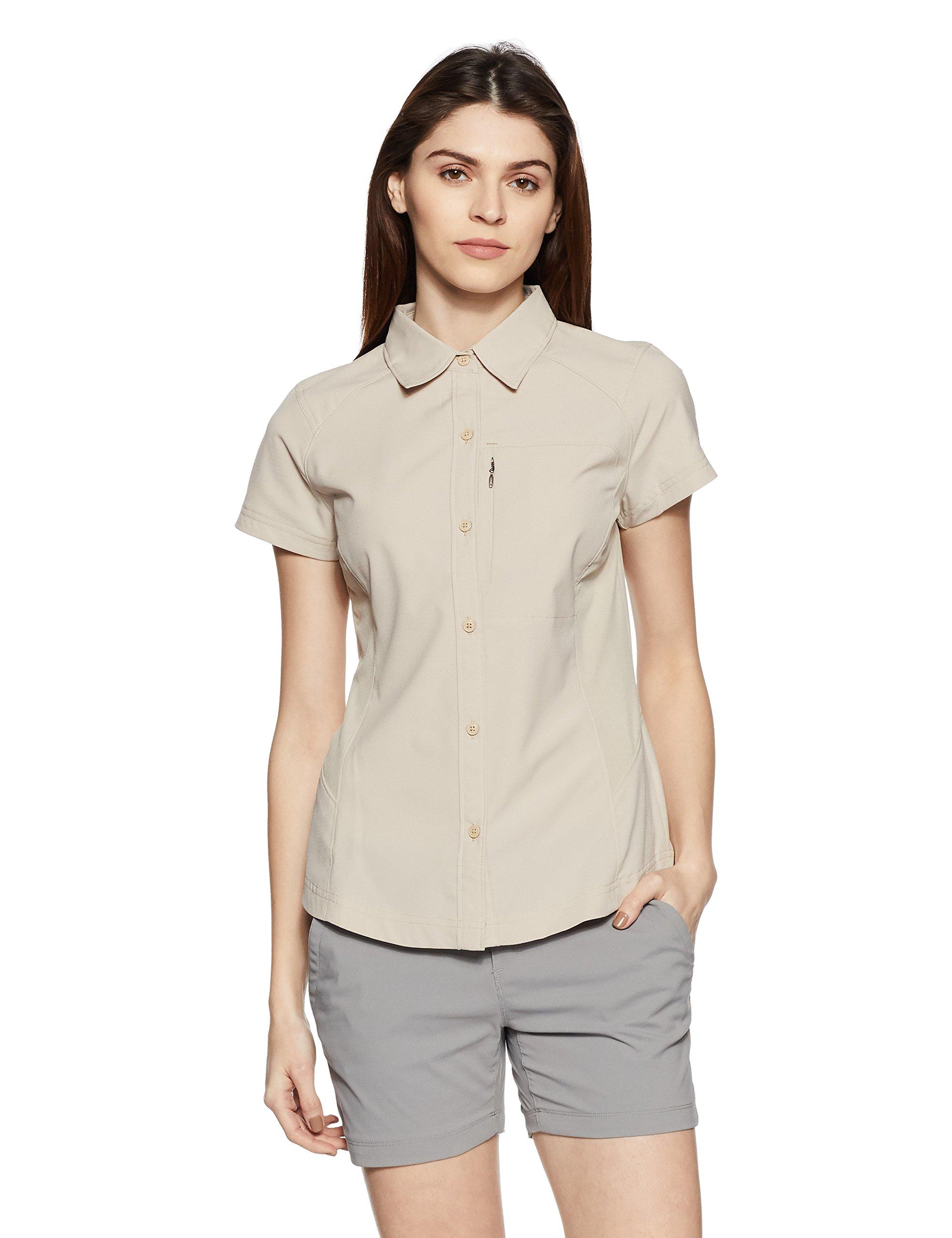d3f91b5f5d7 Columbia Kurzarm-Wanderhemd für Damen, Silver Ridge Short Sleeve Shirt,  Nylon product image