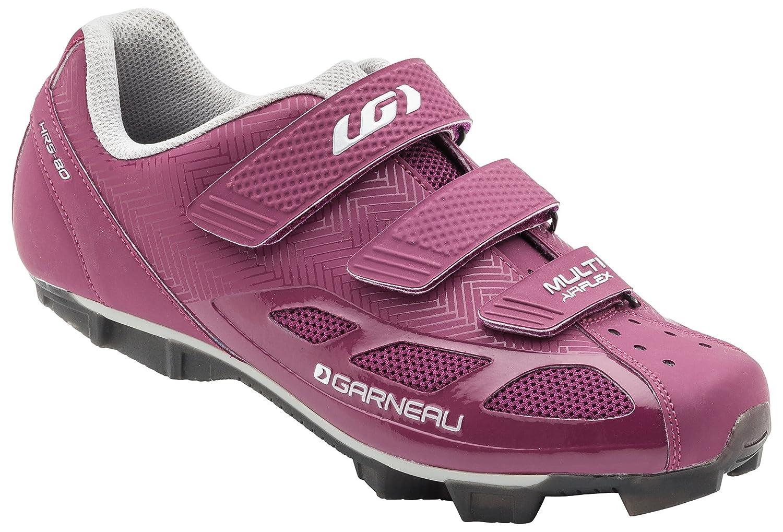 Louis Garneau Women's Women Multi Air Flex Shoes B01HHWOE32 43|Magenta/Drizzle