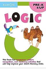 Pre-K Logic (Kumon Thinking Skills Workbooks) Paperback