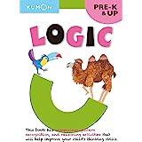 Pre-K Logic (Kumon Thinking Skills Workbooks)