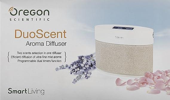 Amazon.com: Oregon Scientific WA328 Duo Scents Aroma Diffuser: Home & Kitchen