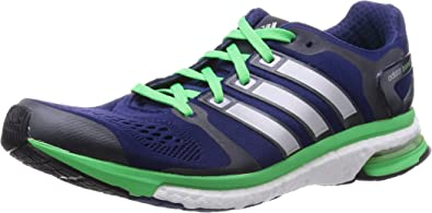 online for sale discount shop outlet store adidas Energy Boost ESM Chaussures de Running Homme, Marine/Vert ...