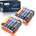 10-Pack OfficeWorld Canon 280XXL & 281XXL Replacement Ink Cartridges