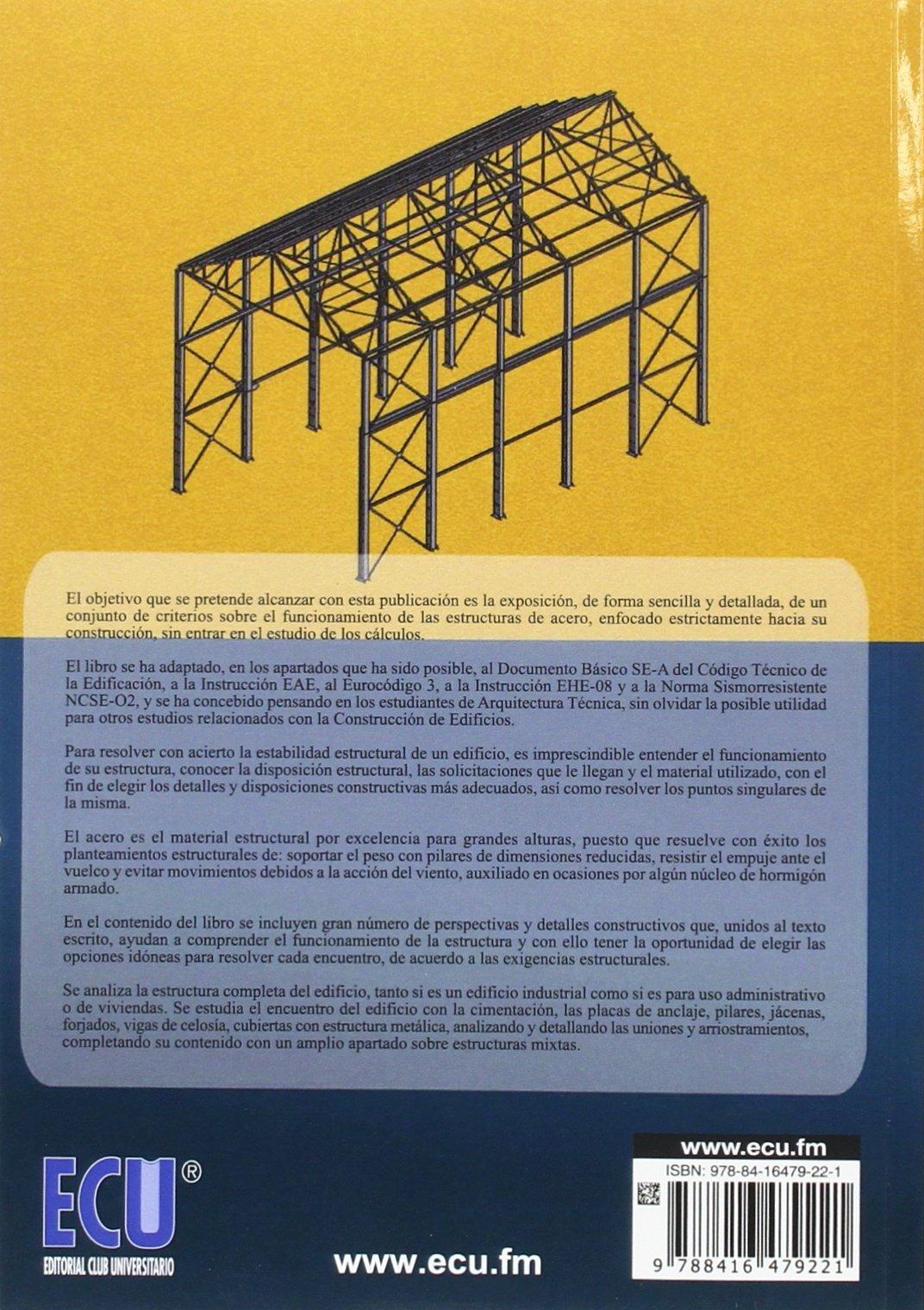 Construcción de estructuras metálicas 5ª ed.: Amazon.es: Pascual Urbán Brotóns: Libros