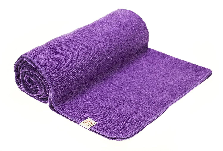 Soja Yoga/deportes (100% Microfibra, Super absorbente, antideslizante, Ligero; Toalla de playa de toalla de yoga, Deportes, caliente, Bikram Yoga, Pilates, ...