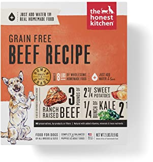 product image for The Honest Kitchen Human Grade Dehydrated Grain Free Dog Food