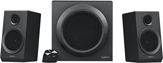 Logitech Z333 2.1 Speakers – Easy-access Volume Control