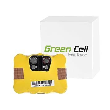 Green Cell Batería de Aspirador para H.Koenig SWR22 (Li-Ion celdas 3Ah 14.4V): Amazon.es: Hogar