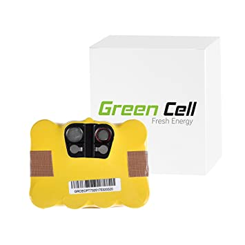 Green Cell Batería de Aspirador para Samba CleanTouch Klarstein XR210C (Li-Ion celdas 3Ah 14.4V): Amazon.es: Hogar