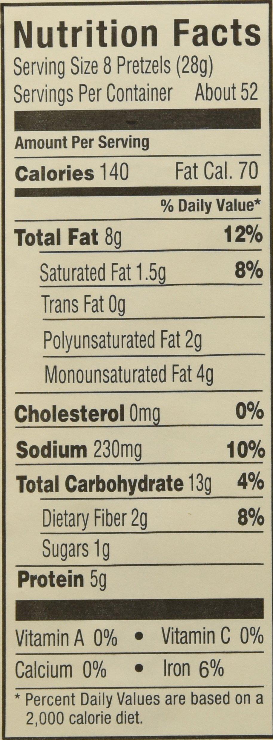 Kirkland Hk Anderson Peanut Butter Filled Pretzels 3 Lb (Pack of 2) by Kirkland Signature (Image #2)