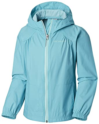 8d9df1007 Amazon.com: Columbia Youth Girls' Switchback Rain Jacket, Waterproof ...