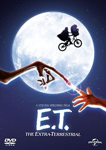 E.T. The Extra-Terrestrial [DVD] [1982]