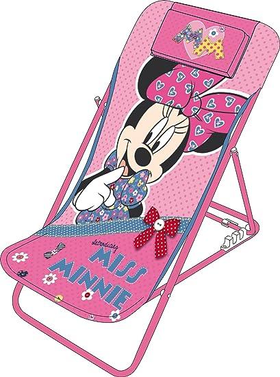 Arditex Wd7424 - Maison De Jardin - Fauteuil Réglable - Minnie Mouse ...