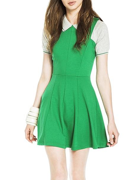 KLING - Vestido - para Mujer Verde Verde Medium
