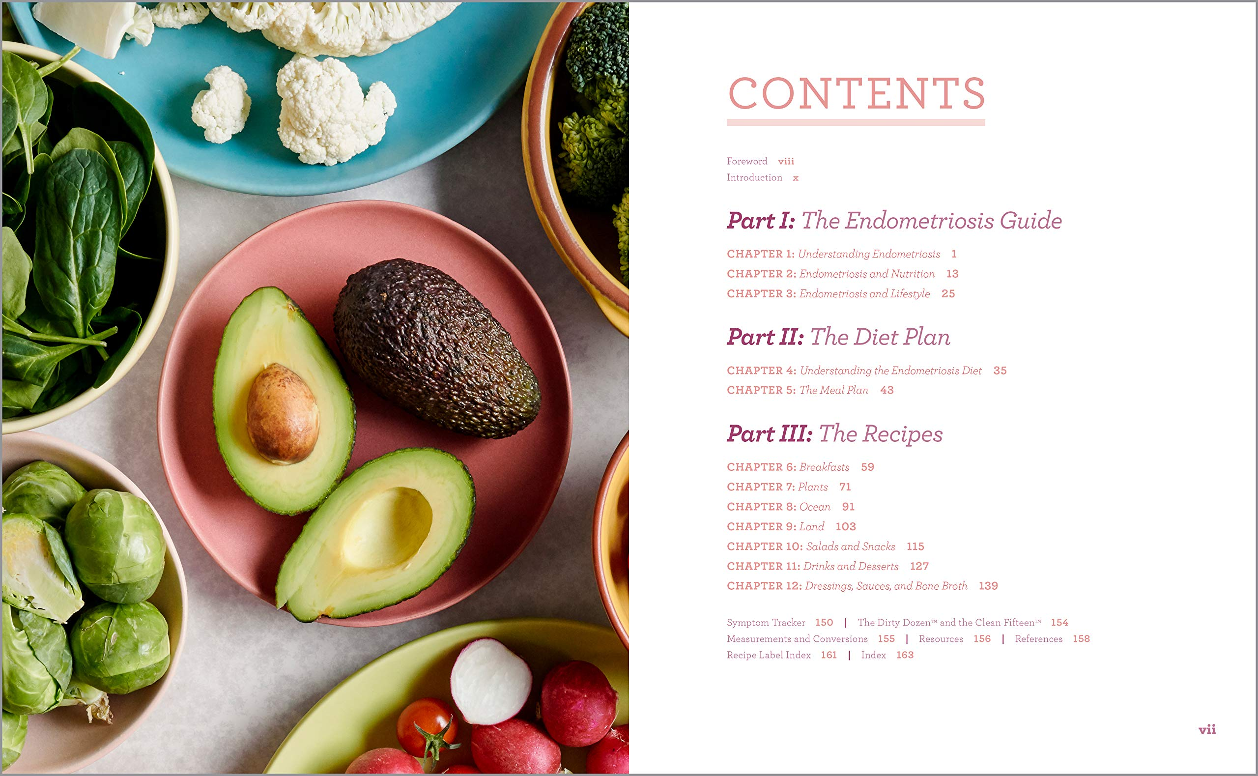 The 4 Week Endometriosis Diet Plan 75 Healing Recipes To Relieve Symptoms And Regain Control Of Your Life Amazon De Edmonds Katie Fremdsprachige Bucher
