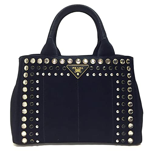 finest selection 1cb63 05f4f Amazon | PRADA (プラダ)1BG439 CANAPA VOBO NERO カナパ ...