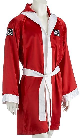 BENLEE Rocky Marciano Hooded - Bata de boxeo para mujer, color Rojo, talla L: Amazon.es: Deportes y aire libre