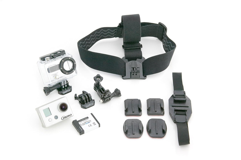 Amazon.com : GoPro Helmet HERO Wide Camera : Point And Shoot ...