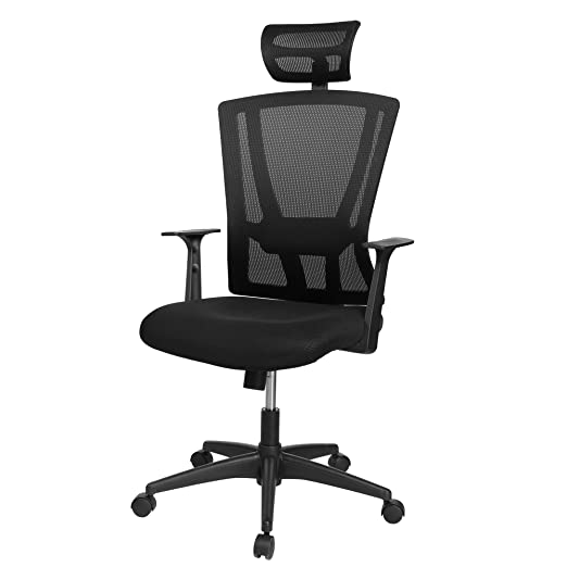 3 opinioni per Ancheer Nuova Sedia da Ufficio Moderno Computer Sedia Regolabile Girevole Office