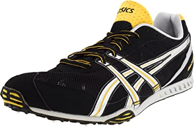 ASICS Men's GEL-Dirt Dog 3 Track & Field Shoe,Black/Silver/