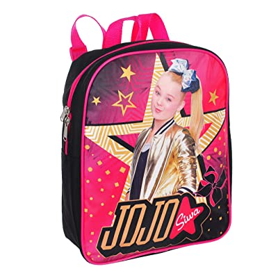 JoJo Siwa Girls Toddler Backpack Book Bag: Toys & Games