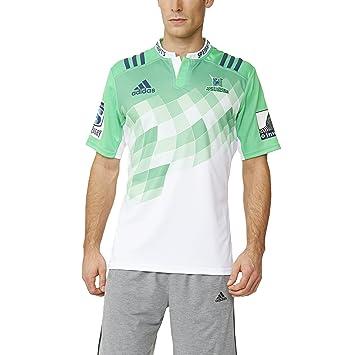 Adidas Otago Highlanders visitante./Camiseta de Rugby Sollim/White Talla:XL: Amazon.es: Deportes y aire libre