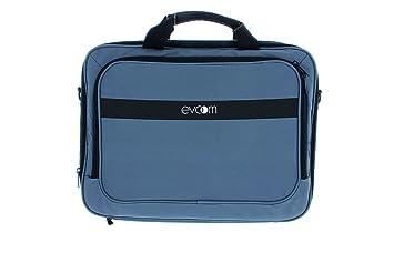 Evoom ev304861 - Caja para Ordenador portátil 17 Gris - Notebook Bag - diseño Elegante: Amazon.es: Informática
