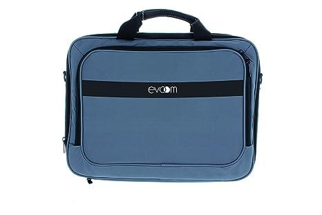 Evoom ev304861 – Caja para Ordenador portátil 17 Gris – Notebook Bag – diseño Elegante