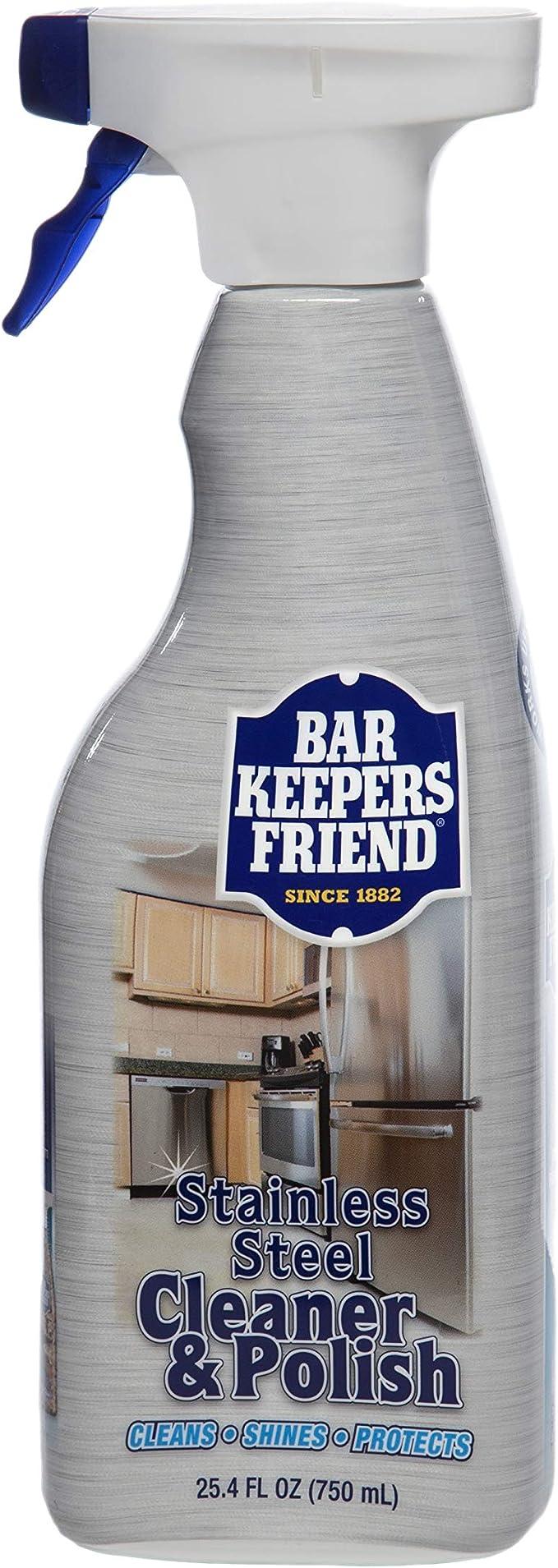 Amazon.com: Bar Keepers Friend Limpiador y abrillantador de ...