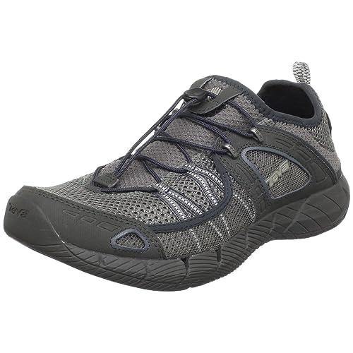 Teva Churn 9075 - Zapatillas deportivas de agua para hombre, color negro, talla 45,5, Gris, 40: Amazon.es: Zapatos y complementos