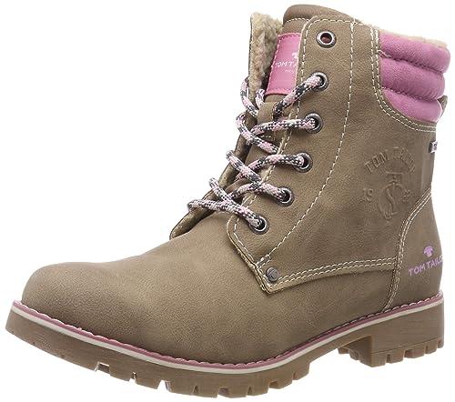 Tom Tailor 5870802, Botines para Niñas: Amazon.es: Zapatos y complementos