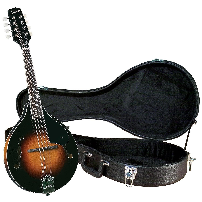 kentucky km 140 standard a model mandolin sunburst