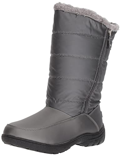 65f50415321d Sugar Women s Lucille Tall Shaft Faux Fur Waterproof Snow Winter Weather  Boot