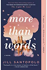 More Than Words (English Edition) eBook Kindle